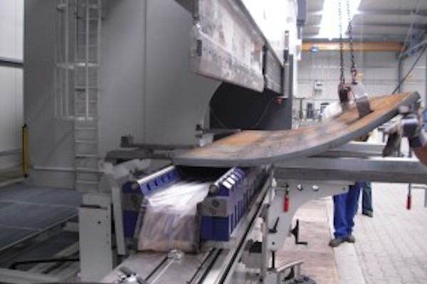 Lighten the Load of Dealing With Heavy Press Brake Tooling